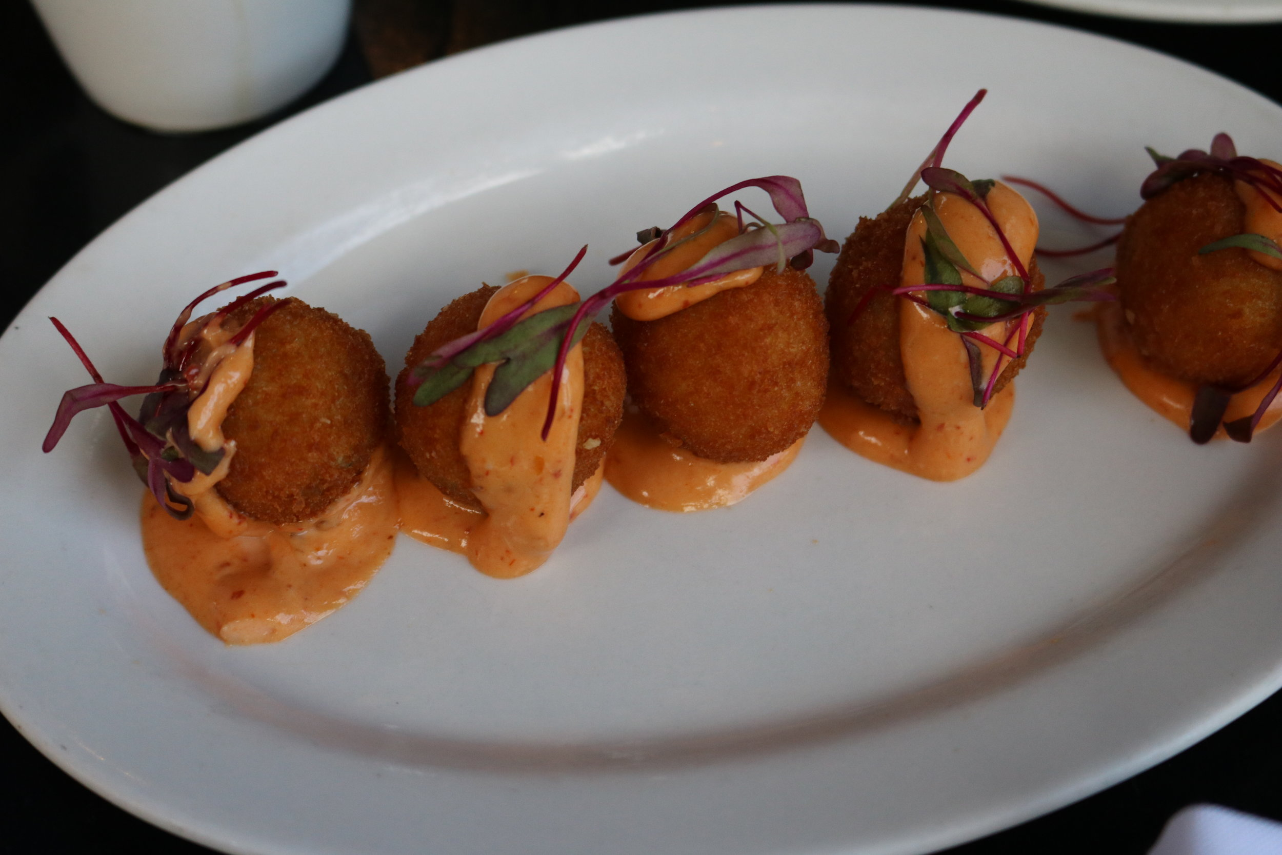 Bacalao Croquettes