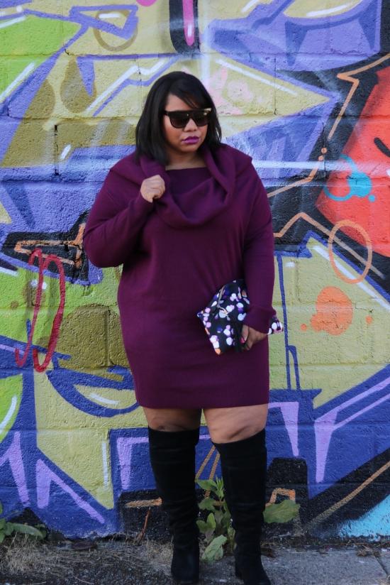 Universal Standard Sweater Dress