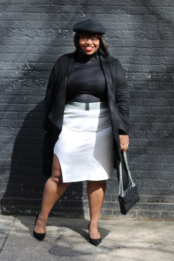 Unity Cut Out Skirt