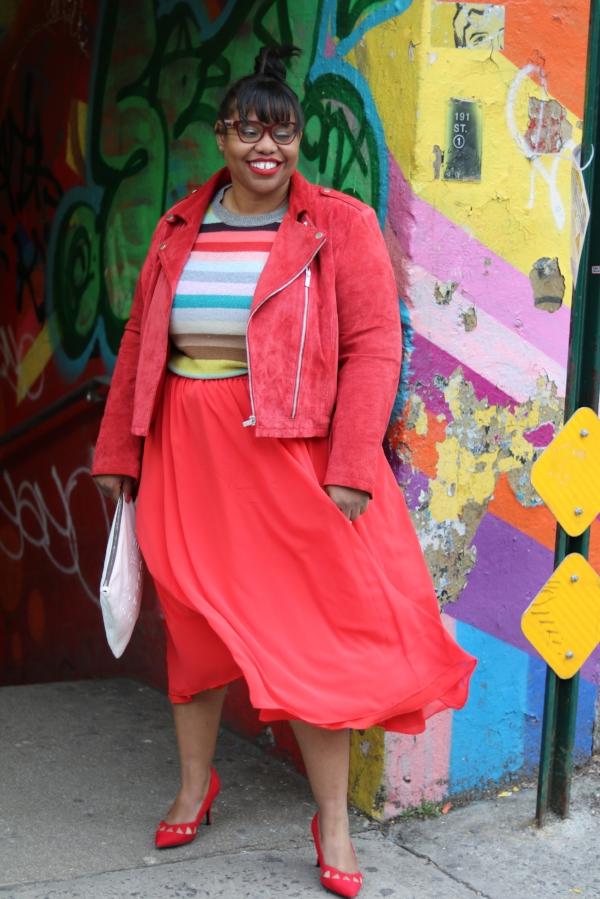 Skirt & Sweater Combo