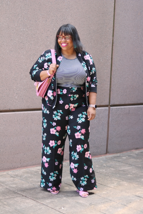 Lane Bryant Allie Wide Leg Pant