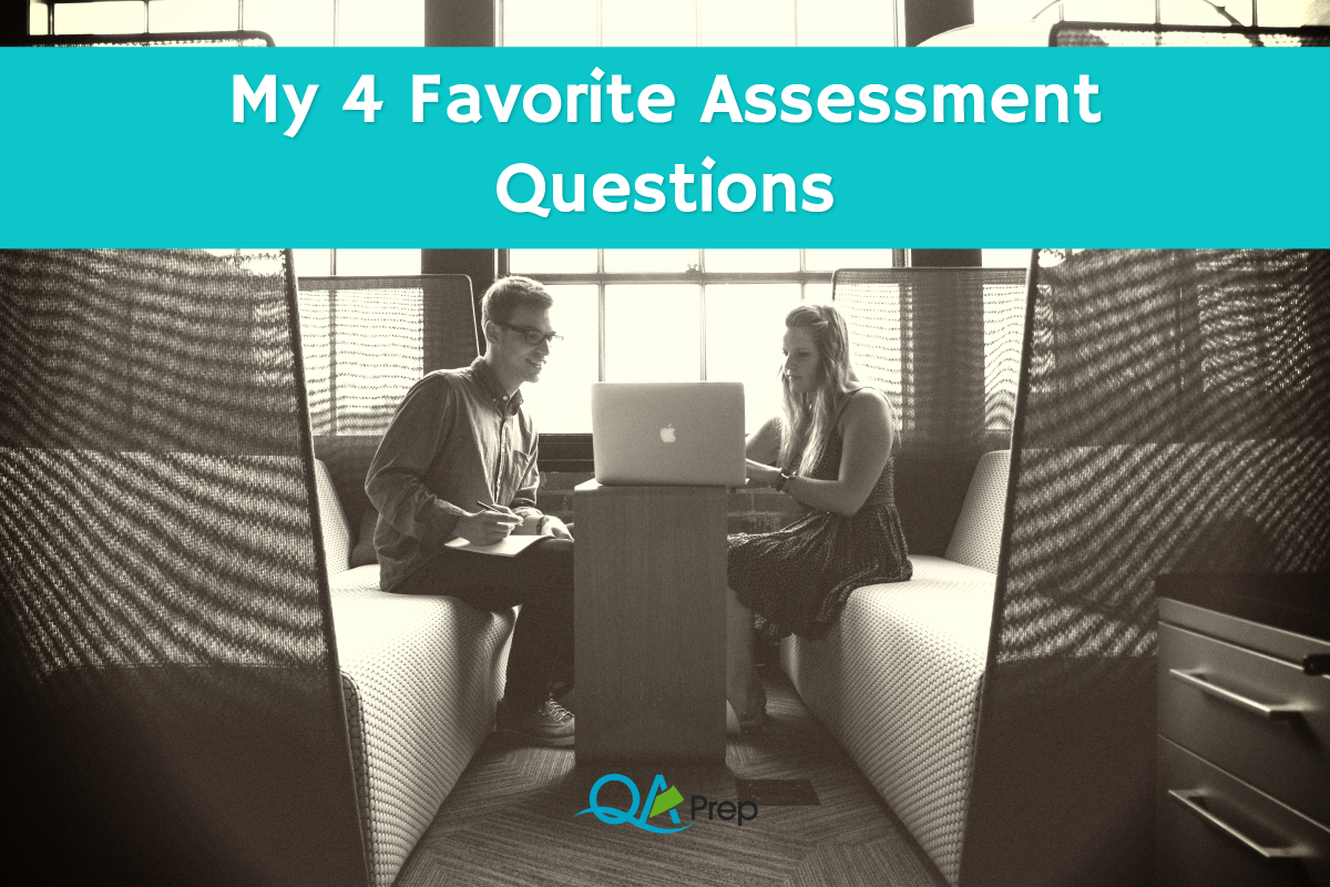Favorite Assessment Questions Therapy