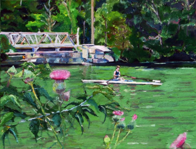 Martindale Pond
