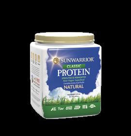Sun Warrier raw vegan protein