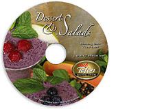raw desserts and salads DVD