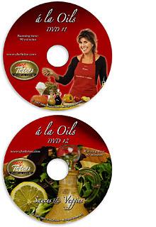 a la oils DVD series