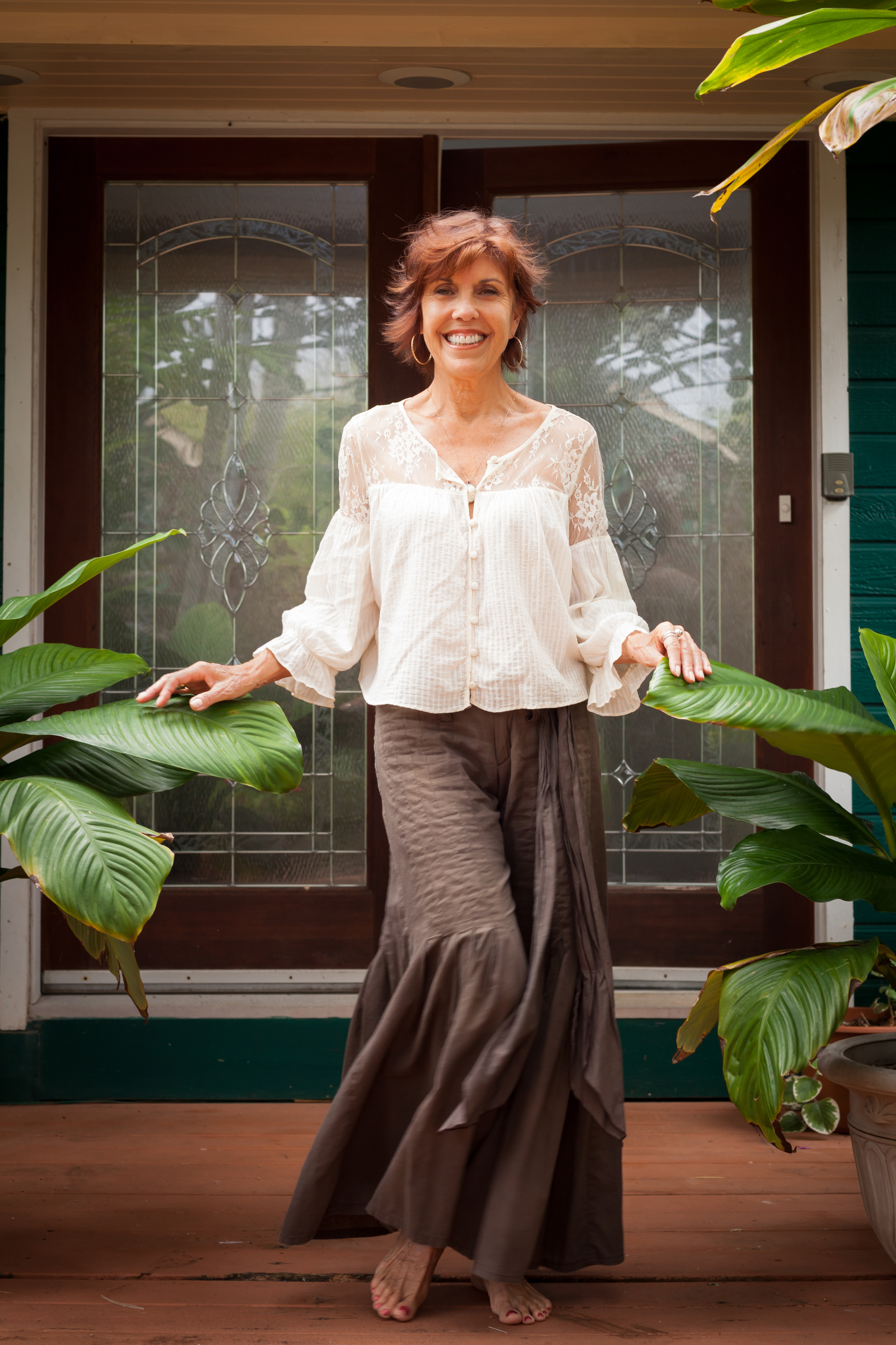 Chef Susan Teton Campbell