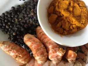Turmeric & Pepper