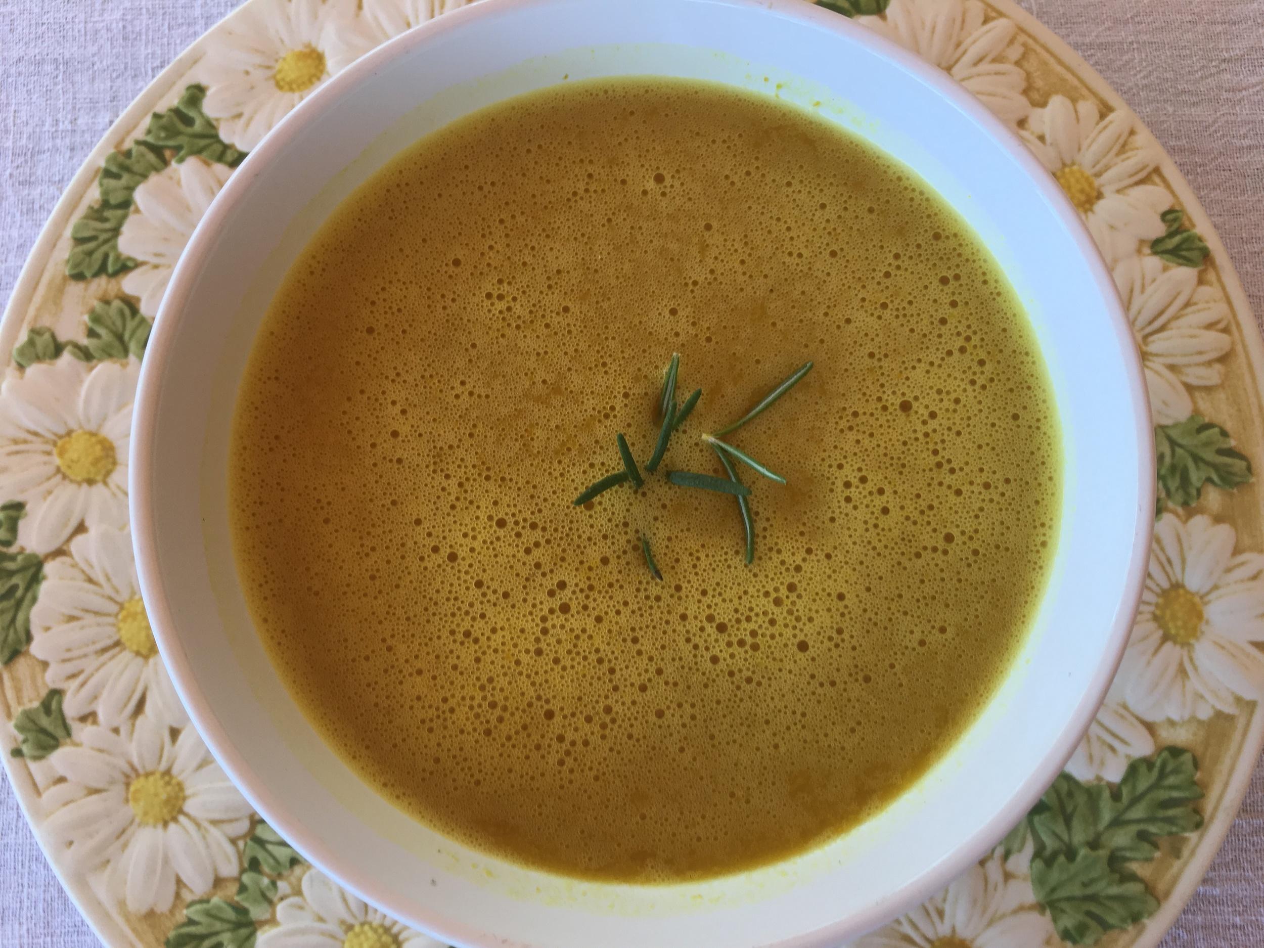 Turmeric Miso Soup