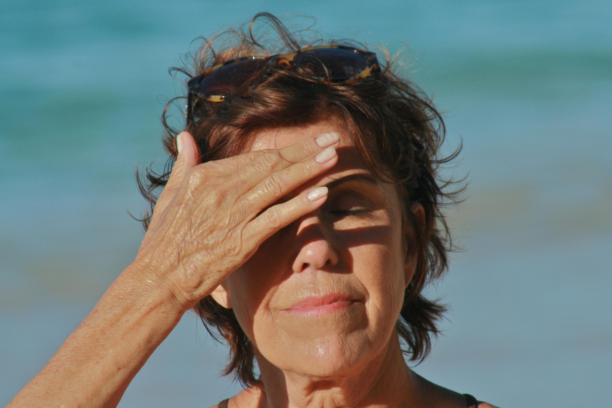 Susan Teton third eye