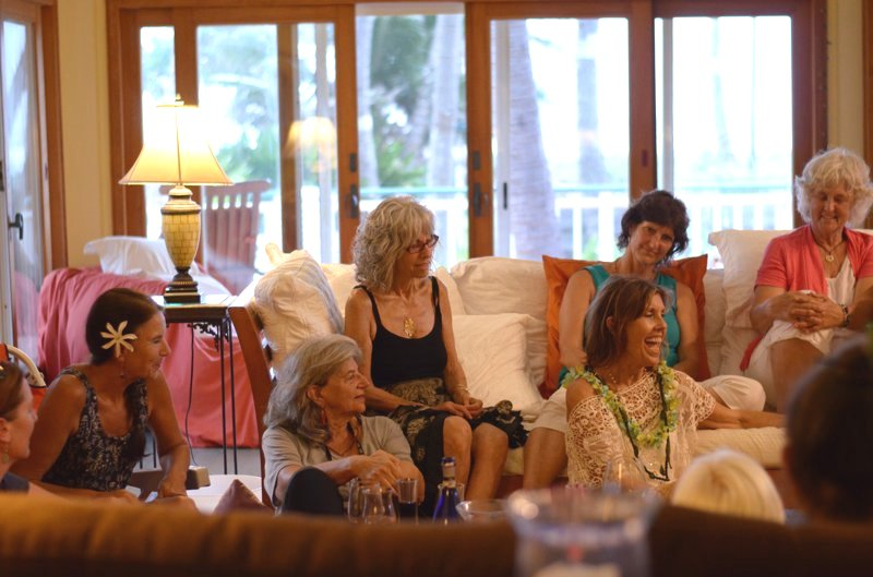Celebrating My 72nd Birthday with a Group of Inspiring Women
