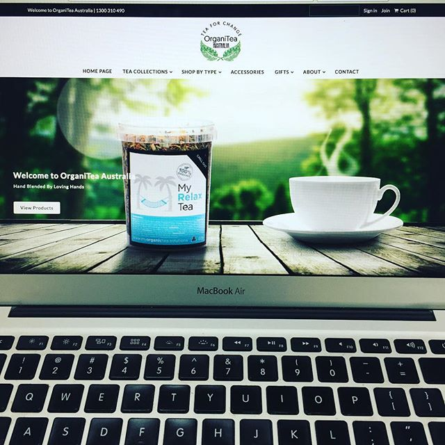 "Thank you for the great review @organitea_australia and for the beautiful package of tea last month, which is well on its way to being finished! 🍵 ☕️ ""Insider Media have been so professional to work with. Over the entire time they have proven to be personable and easy to work with. They understood what I wanted to achieve and executed the plan with ease. I'm so impressed with their work, I will consult with them on an ongoing basis because they made it easy with no stress. The other added benefit is that they were in the same state where I live, so It really felt great working with someone on the same shore. Highly recommended Thank you insider Media you were amazing!!"" #tea #organic #organictea #organitea #webdesign #health"
