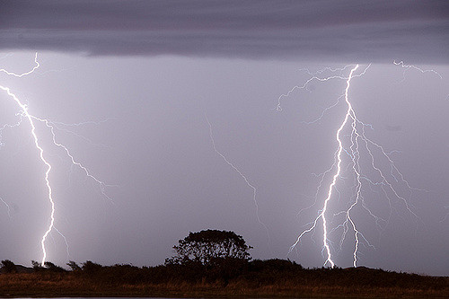 Photo: Lighting Strike by Fabio Slongo. Used by CC License:   http://ow.ly/48DR306gJNI