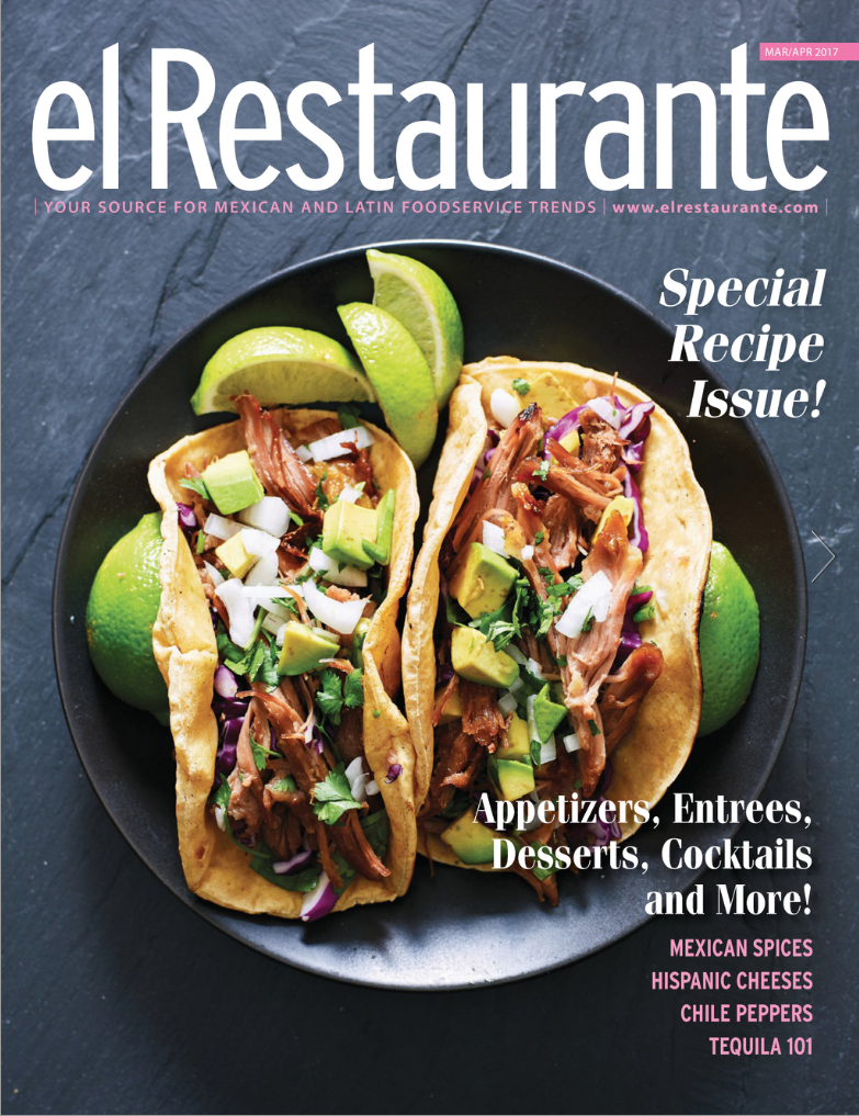 el Restaurante - MAR/APR 17
