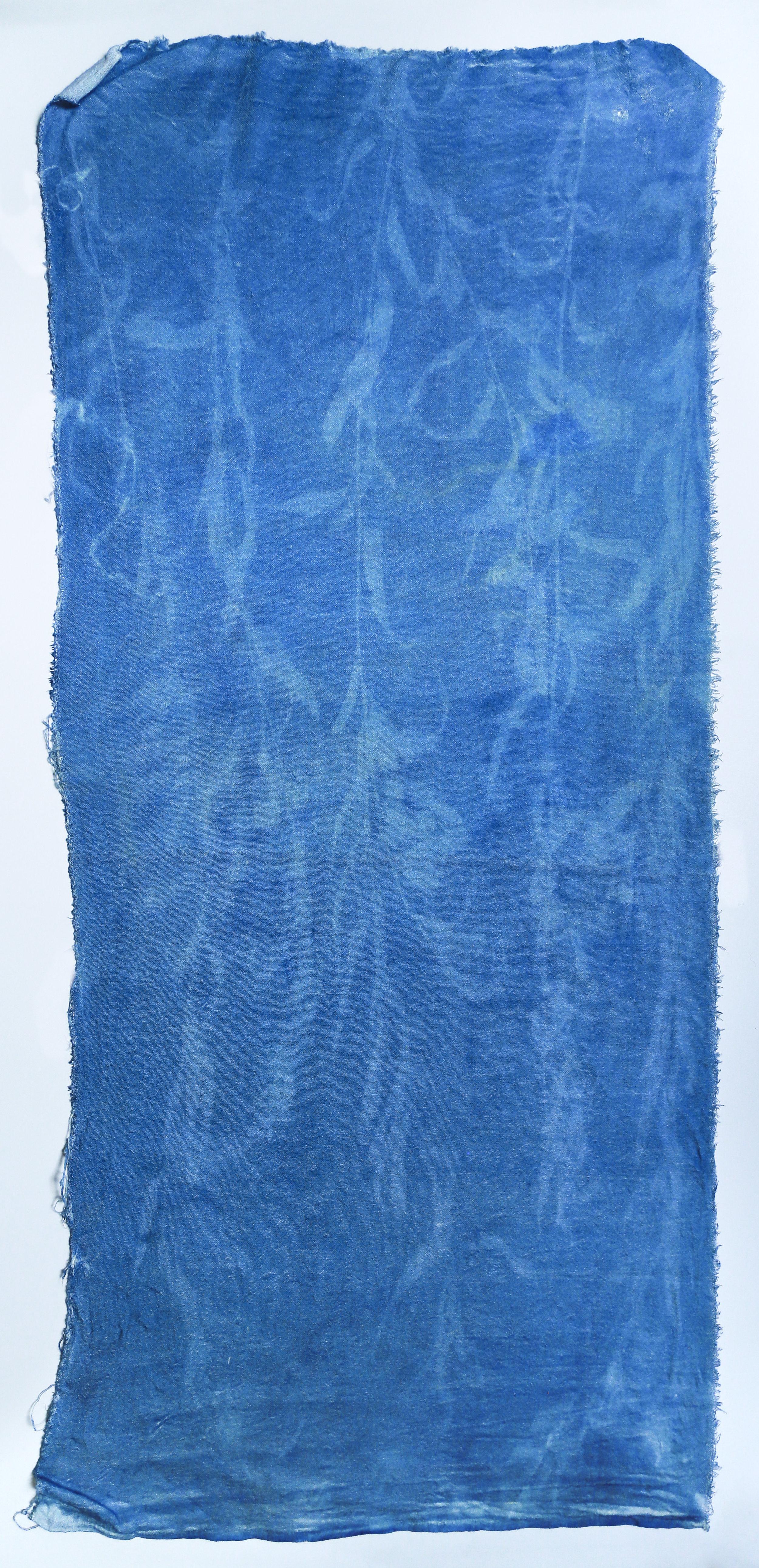 Saule Pleureur on linen wool blend V