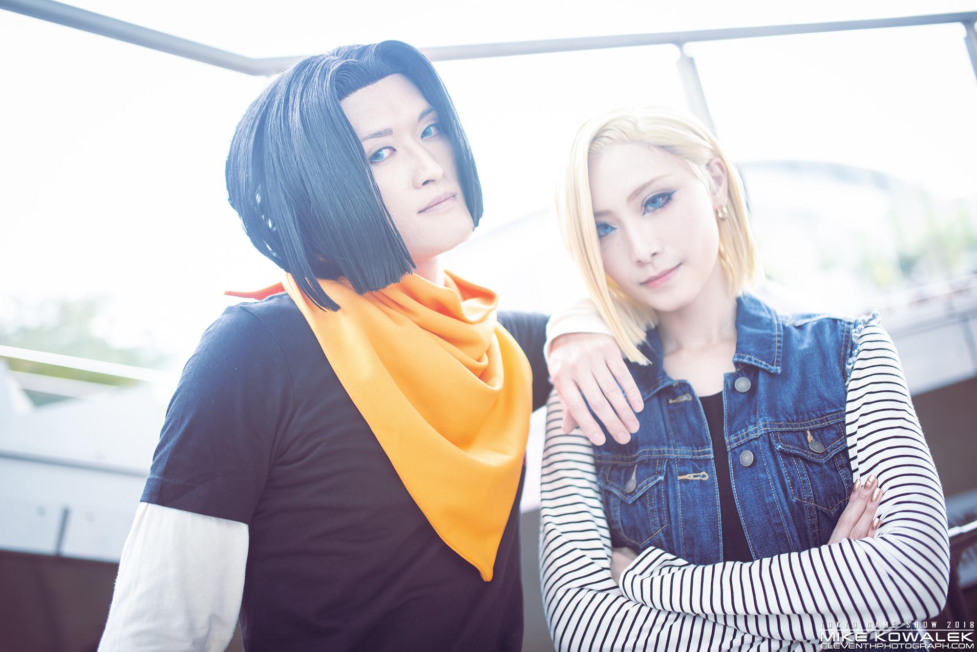 Cosplay:  danchou_yuugi  &  R92_ttk