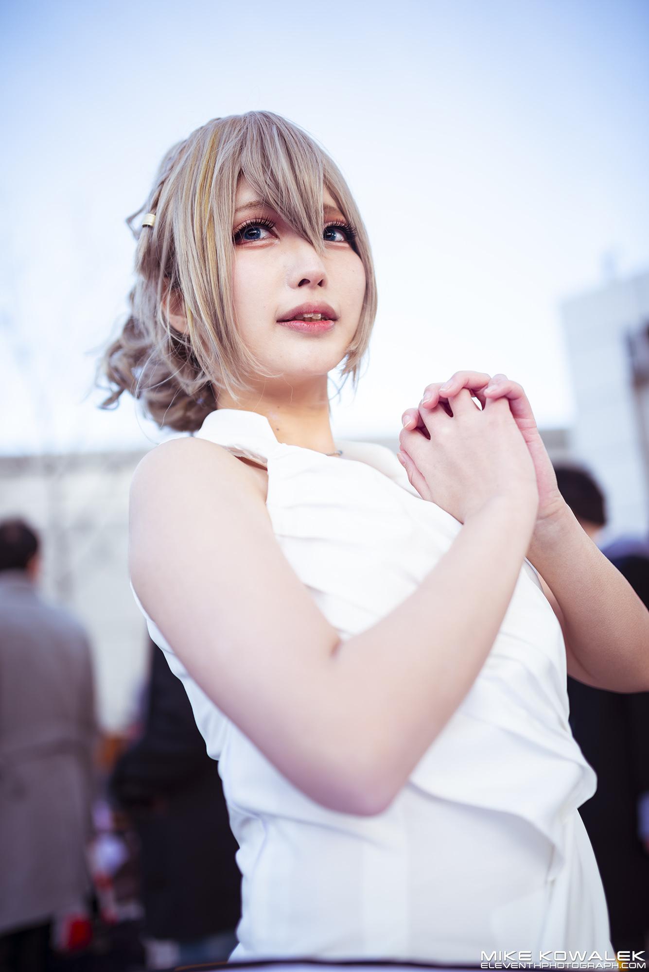 Cosplayer:  s0ma_yuki