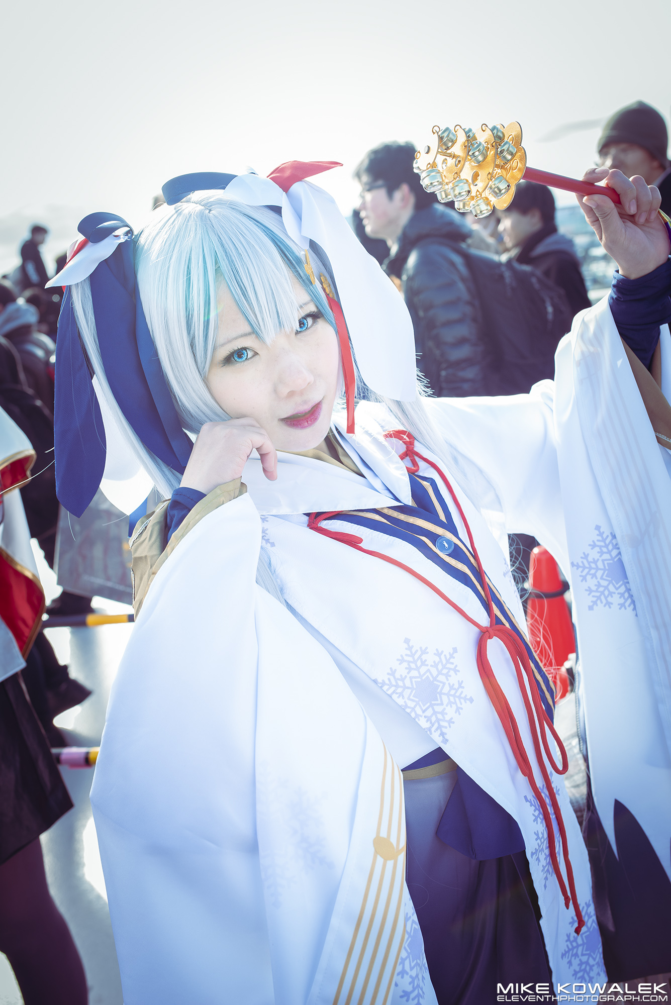 Cosplayer:  chinami_cos01