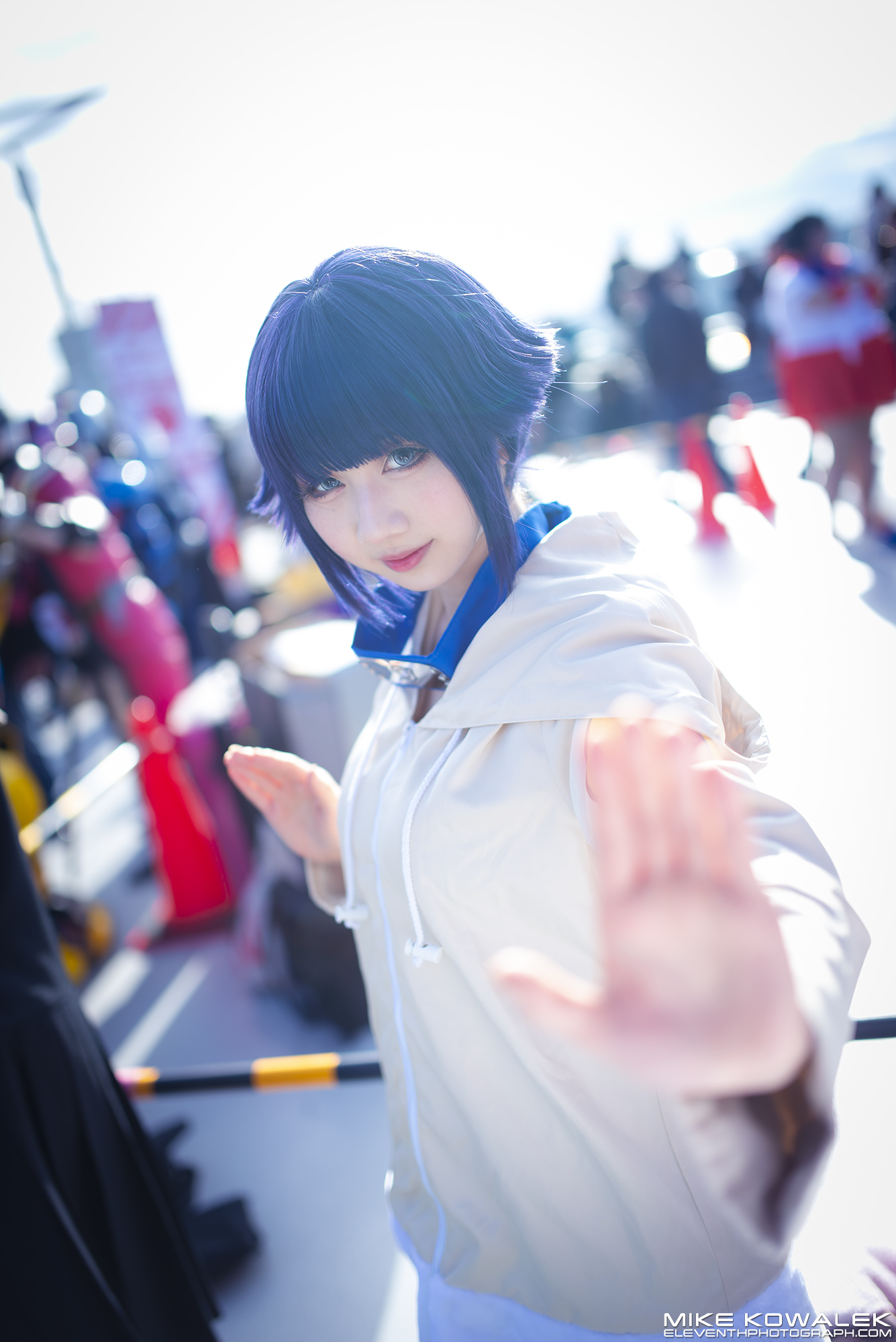 Cosplayer:  michelle_ouk_08