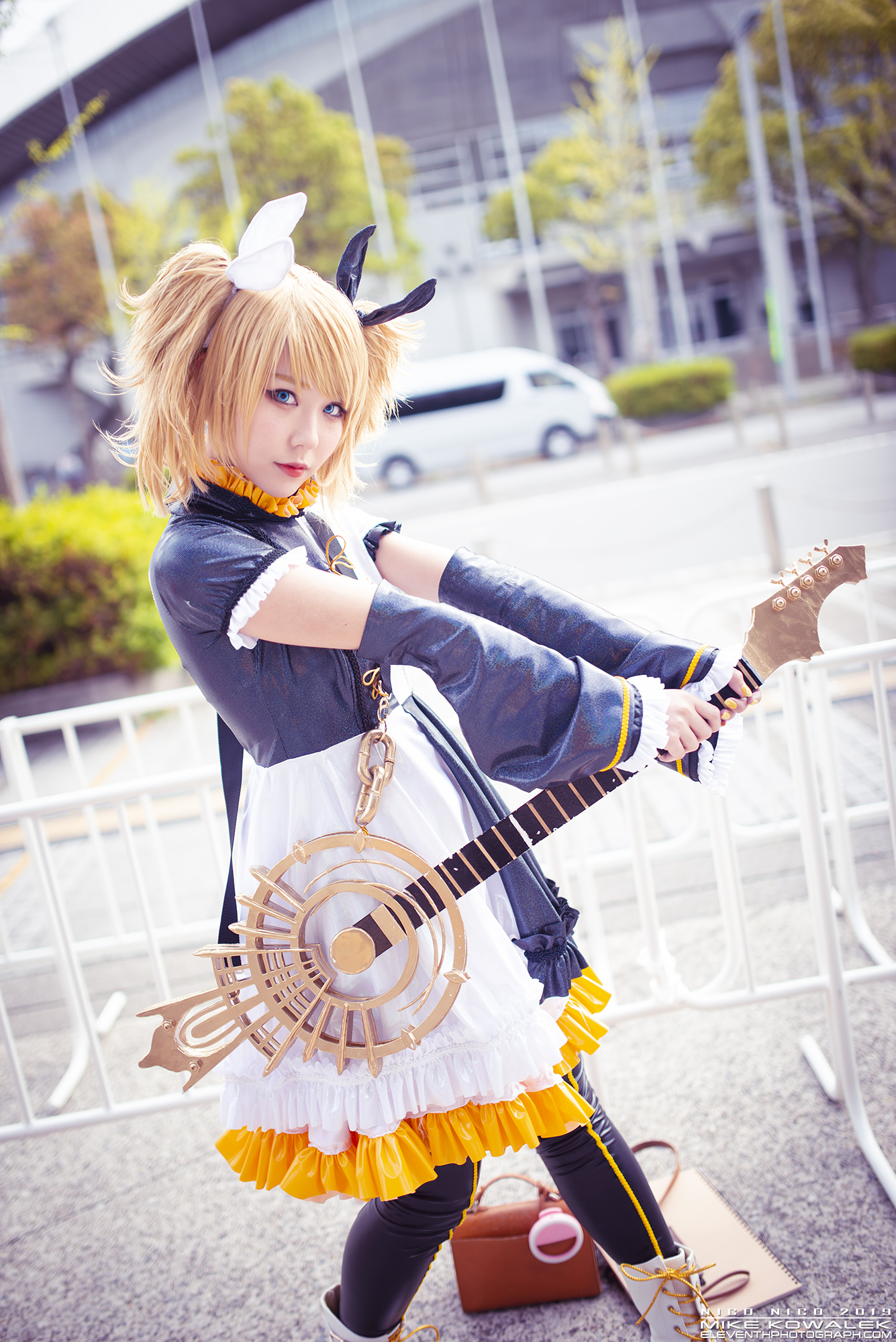 Cosplayer: @ahekokoko0527