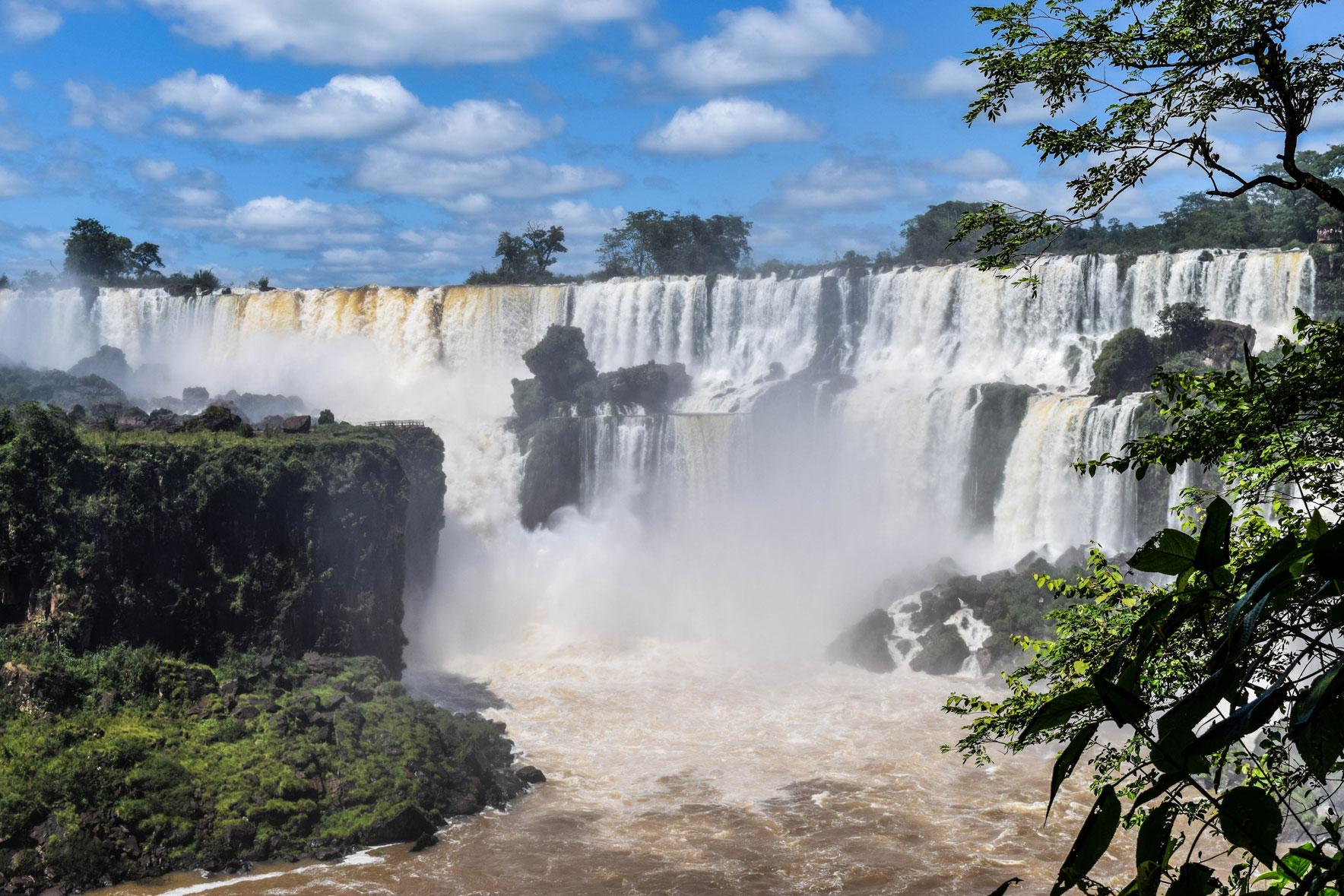 Iguana Falls, Argentina