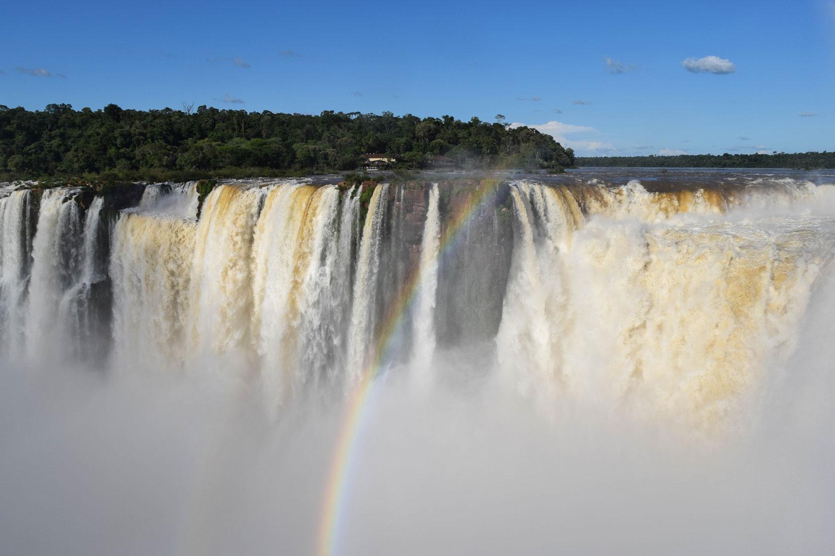 Iguazu Falls - the seventh wonder of the world, Argentina