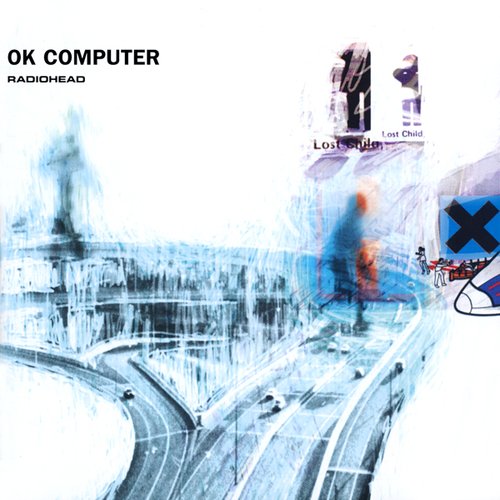 Radiohead: Ok Computer  As a drummer, I love the percussion displayed on this record. Super strange noises. If you strip everything away these songs are still amazing.Acoustic or full band, it doesn't matter. Side note: This is a great fall record.