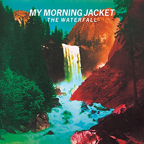 My Morning Jacket: The Waterfall  This one is rather new for me. It was released in 2015, but feels like an aged instrument. This album demands respect in the same way that your sweet old grandfather does. It holds it's place in history, and is timeless and diverse. Both your uncle and your little sister will love this record.