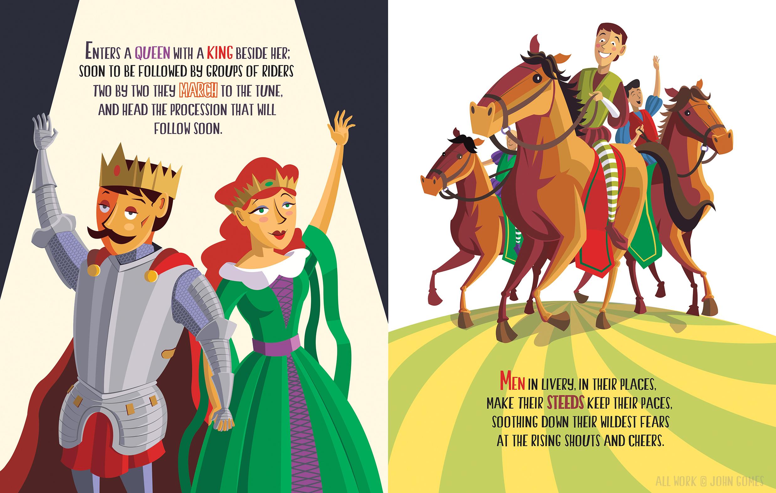 The Royal Circus