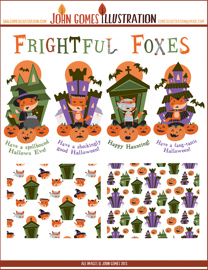 JohnGomes_FrightfulFoxes1.jpg