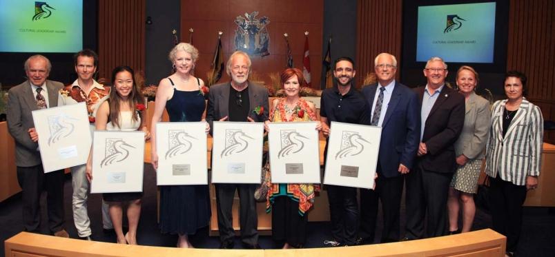 2018 Richmond Arts Awards Recipients