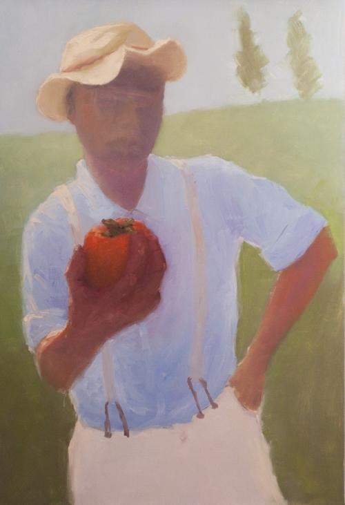 The Offering, a self-portrait in progress