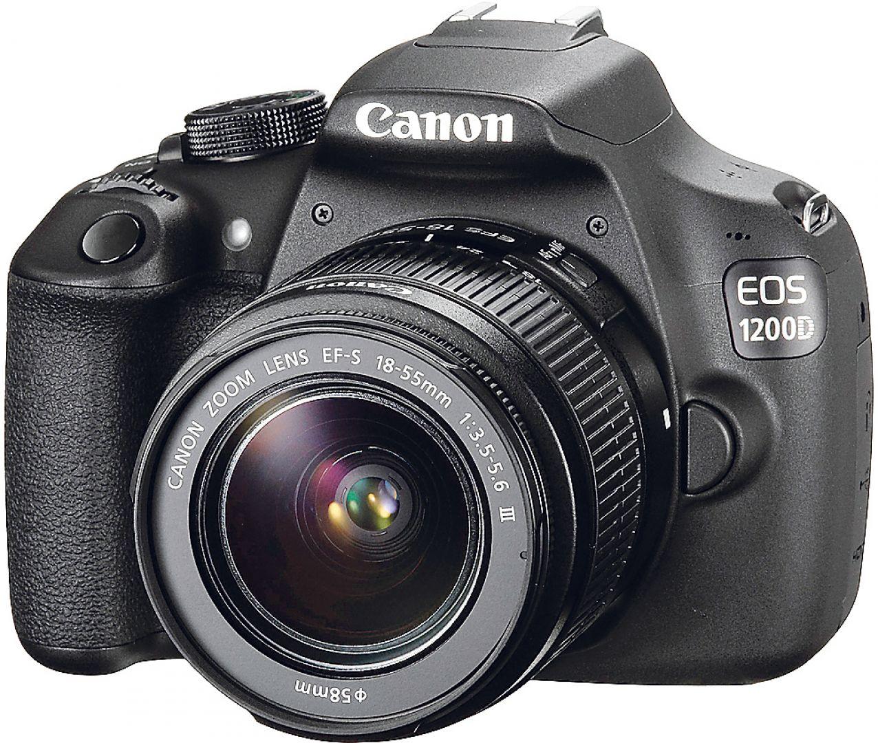Canon 1200D - RRP $320 [CONSUMER DSLR]