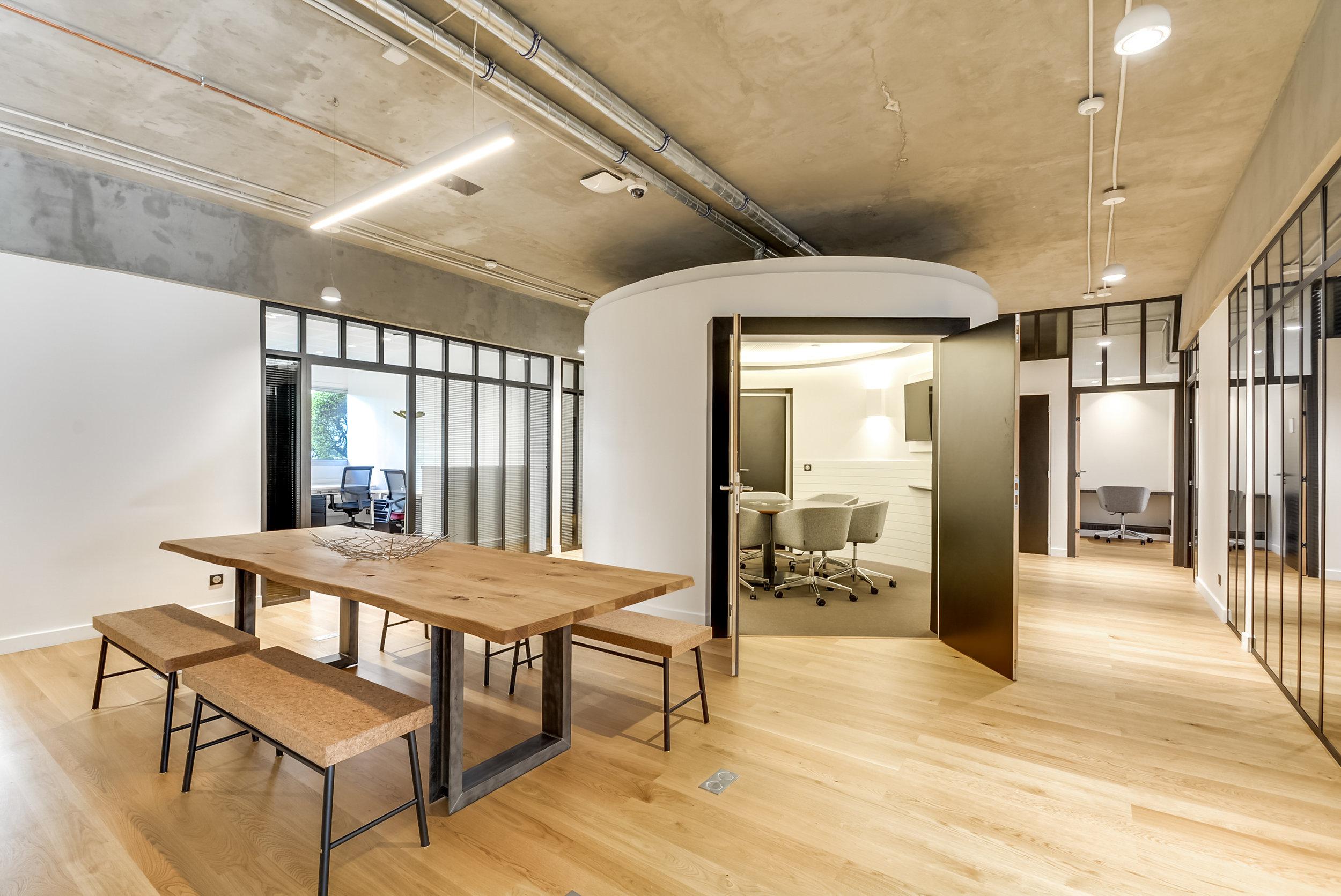 source : eliel arnold architectes d'intérieurs, coworking