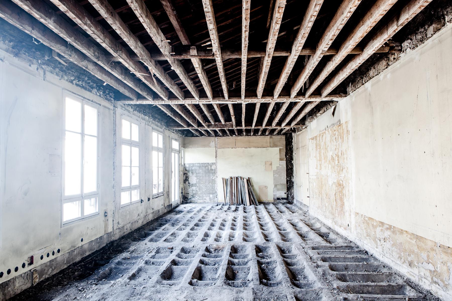 AVANT …   source : eliel arnold architectes d'intérieur