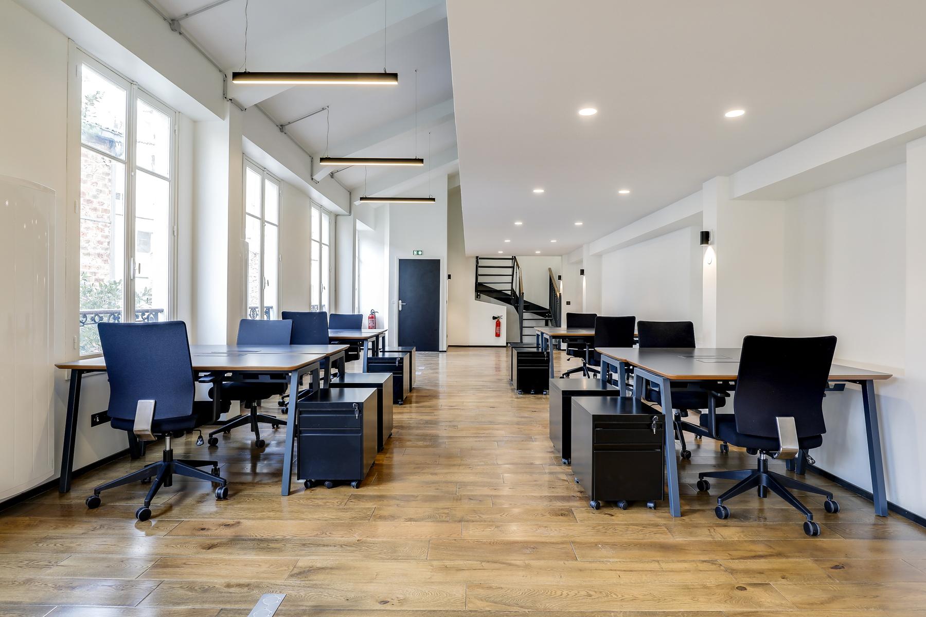 source : eliel arnold architectes d'intérieur, Rénovation de bureaux à Paris 5ème