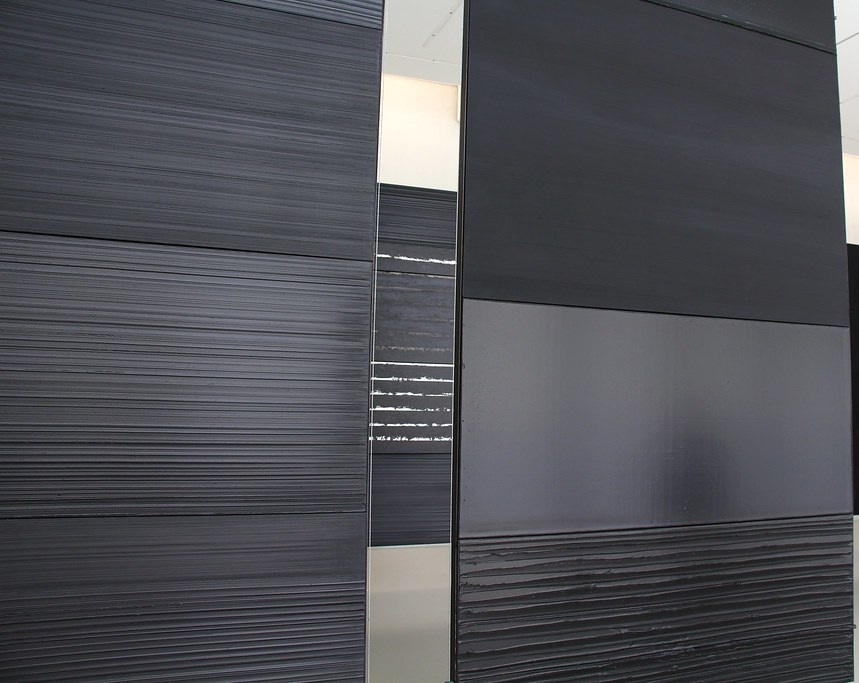 Pierre Soulages, source : flirck