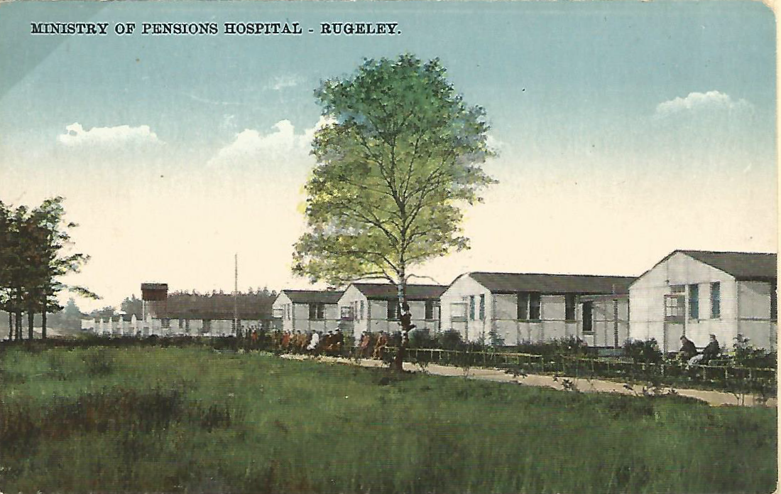 Brindley Heath Military Hospital