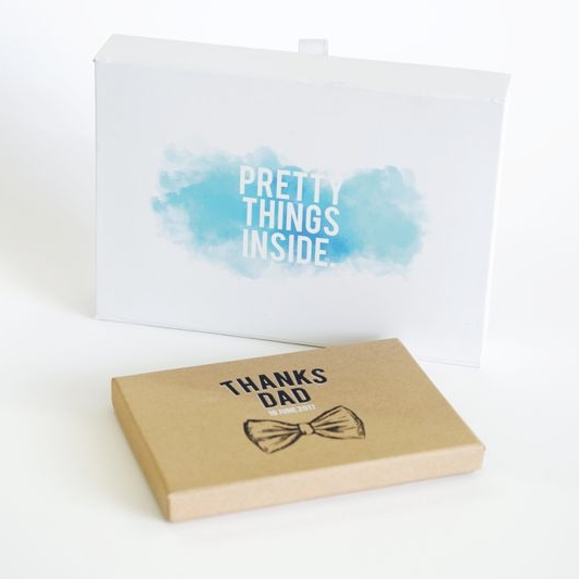 UV printing boxes