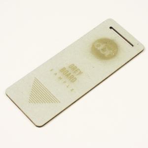 grey board - laser cut - laser engraved - Dot Laser sample.JPG
