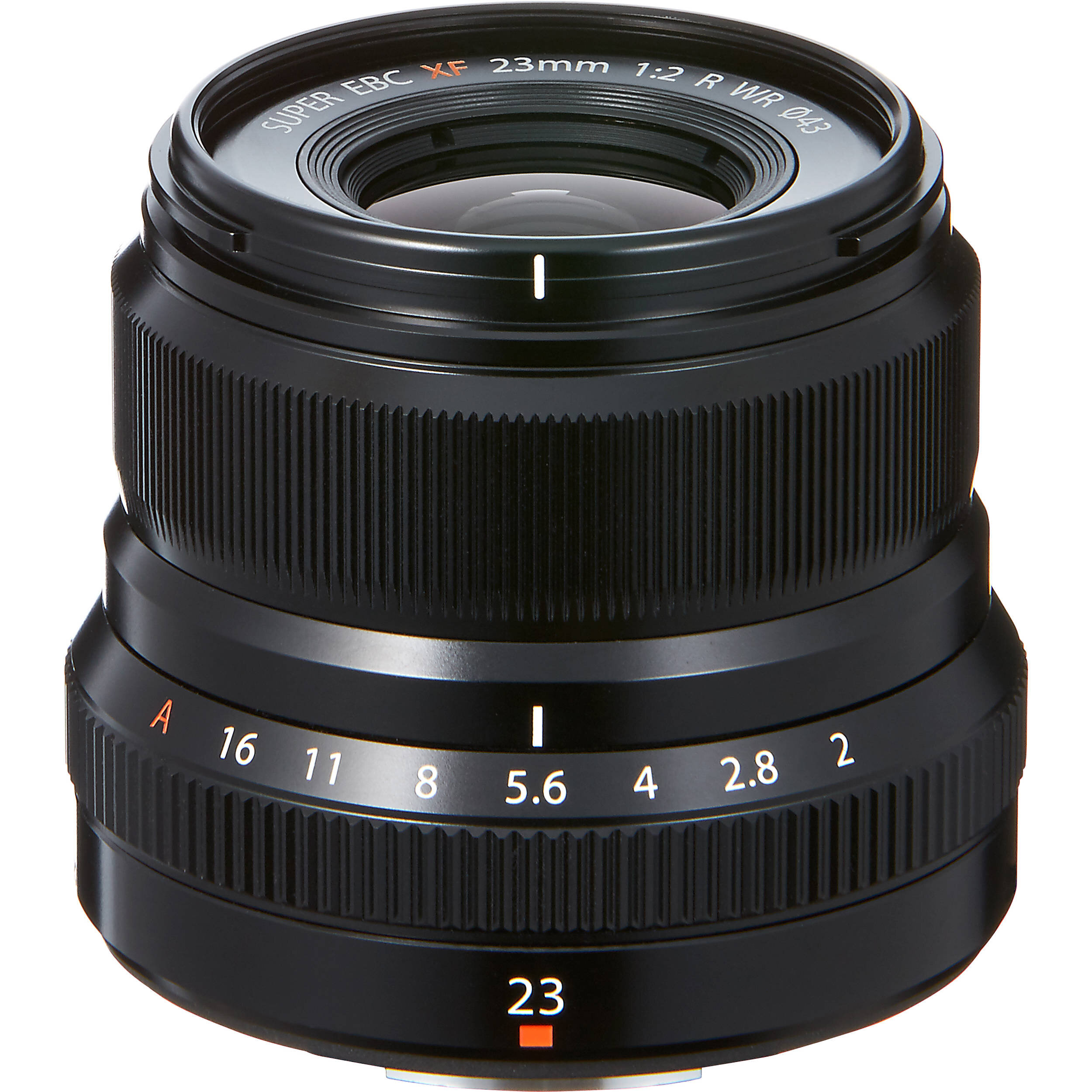 Fujinon 23mm f2 - Small but oh so powerful.