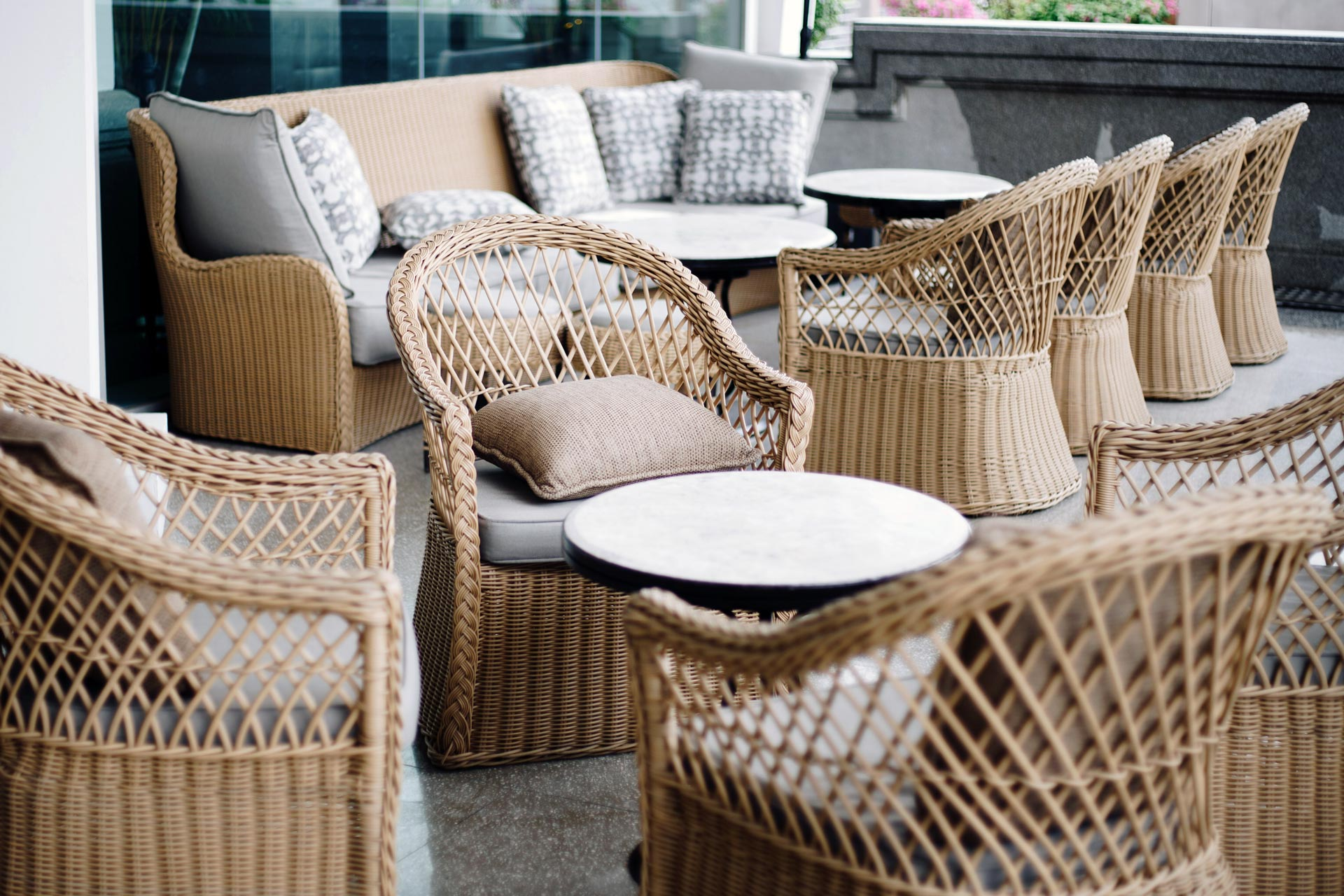Aging in Place Patio Furniture