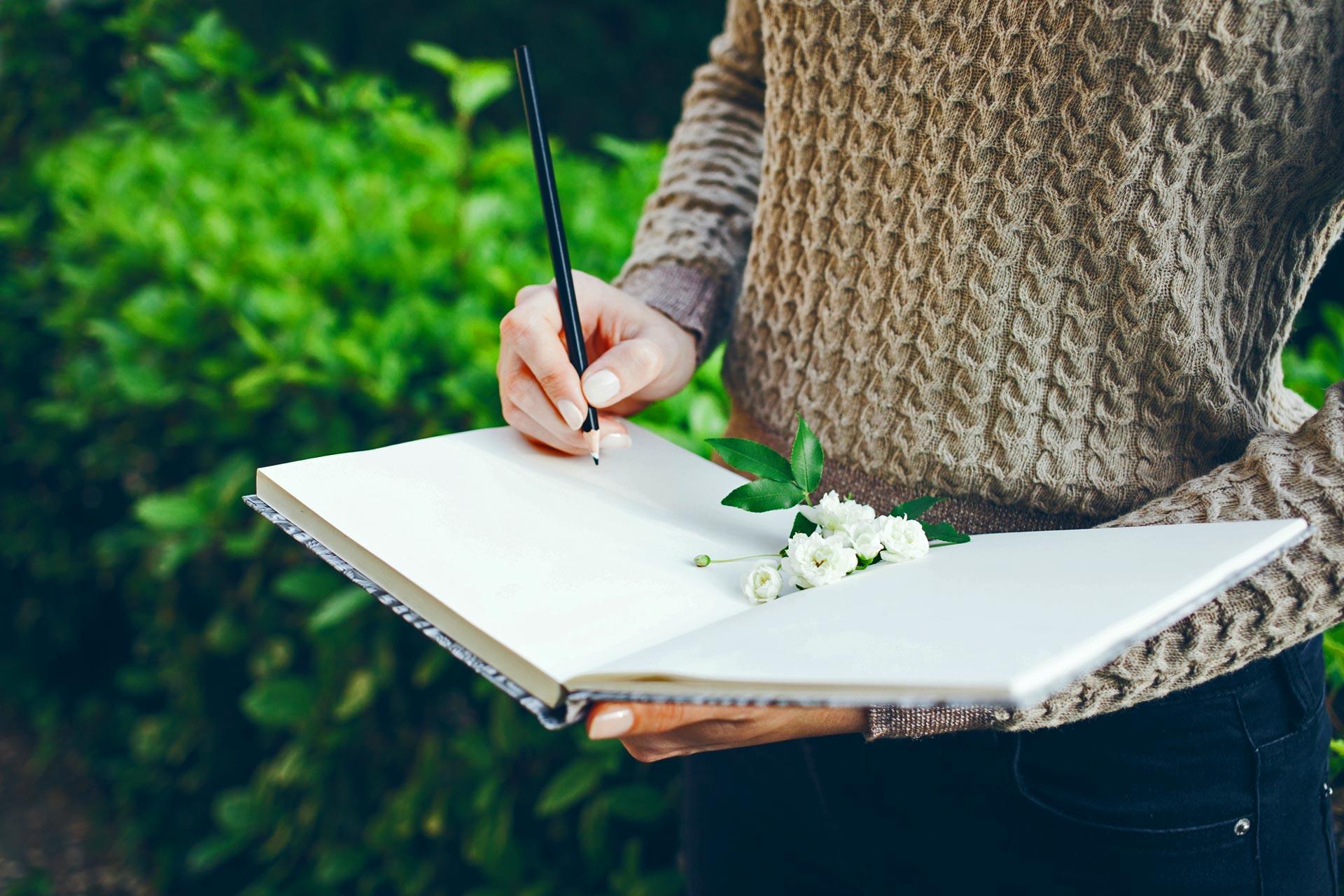 A Non-Gardener's Guide to Keeping A Garden Journal