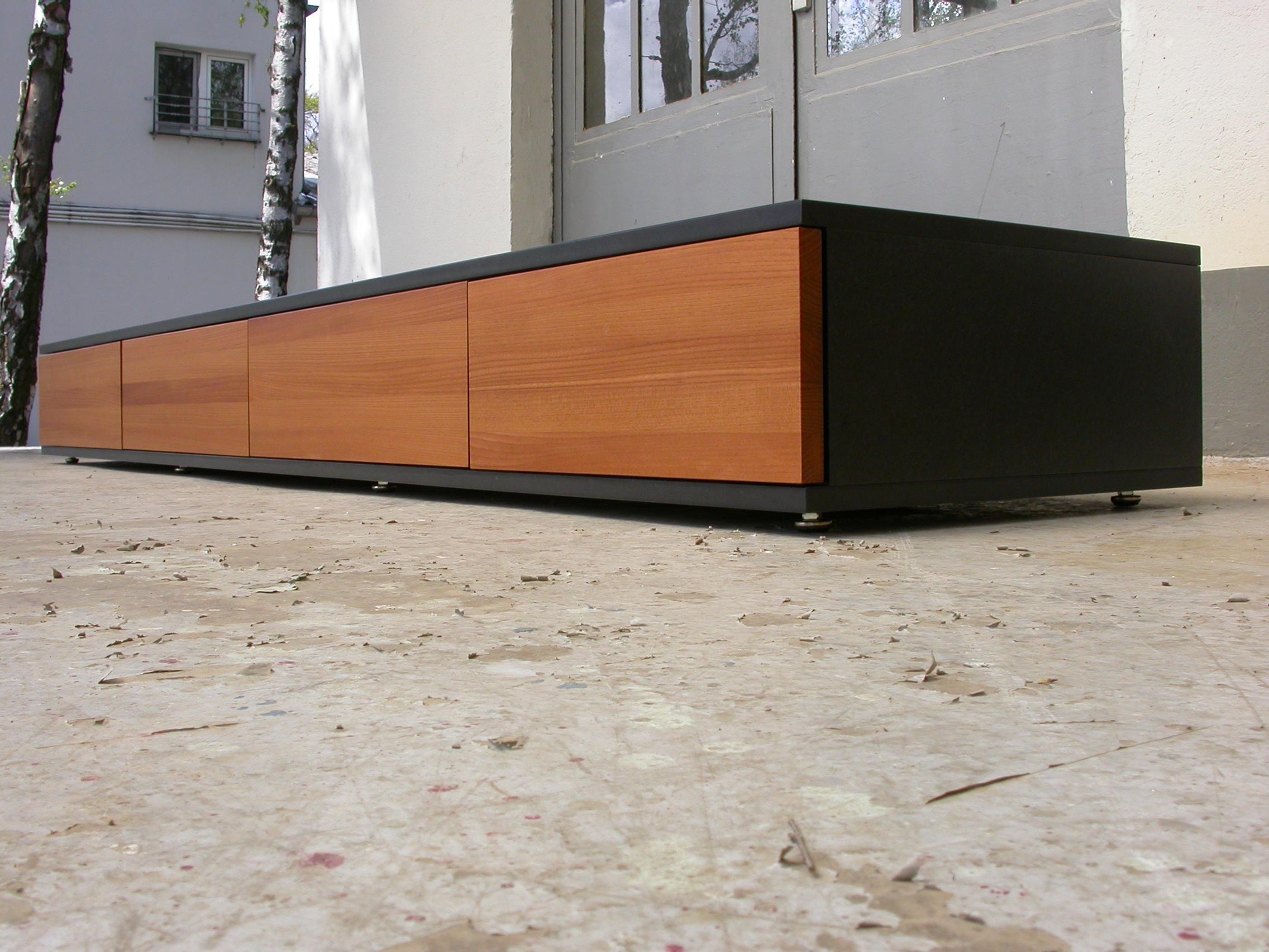 Flatboard Slimjim auf der Werkstattrampe in Aachen-Brand.