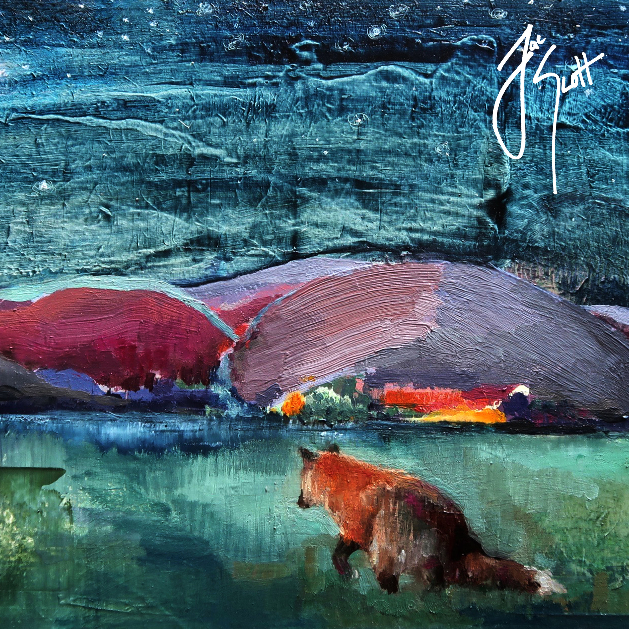 Fox - Single Artwork (Layla Rose)