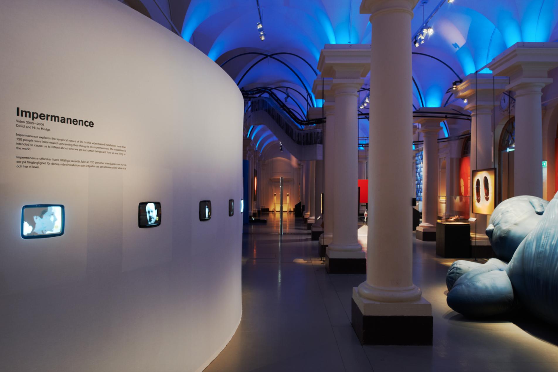 8 Channel - Installation - Nobel Musuem - Stockholm