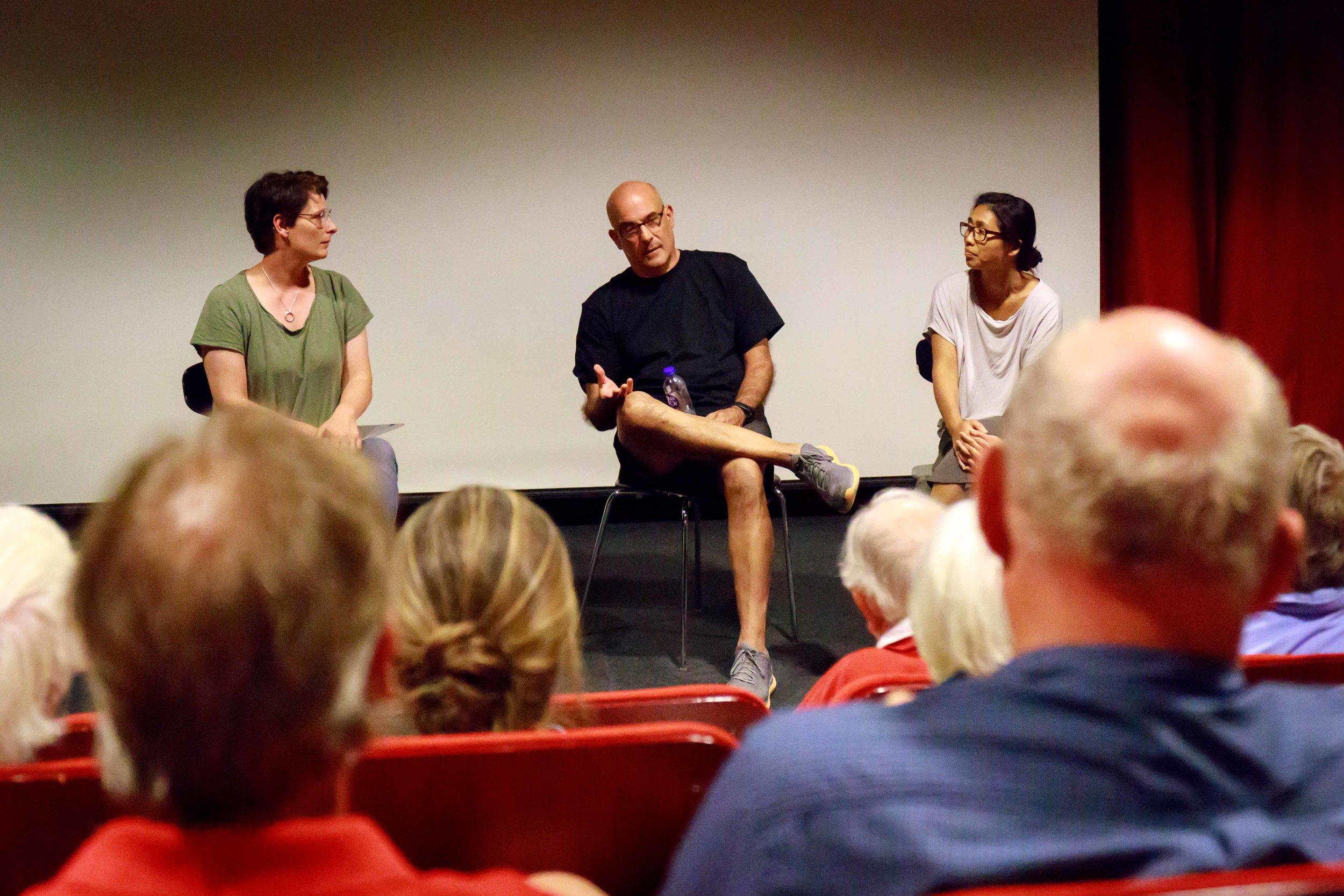 talk after the film screening