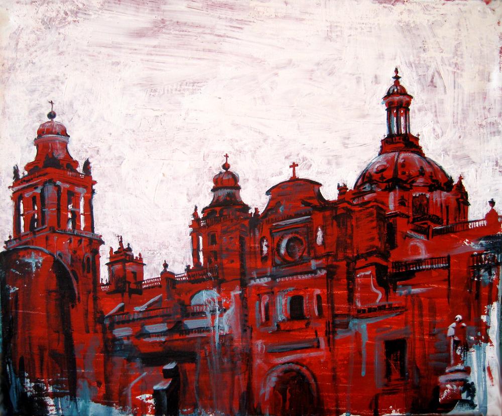 Zocalo, Mexico City (2010)