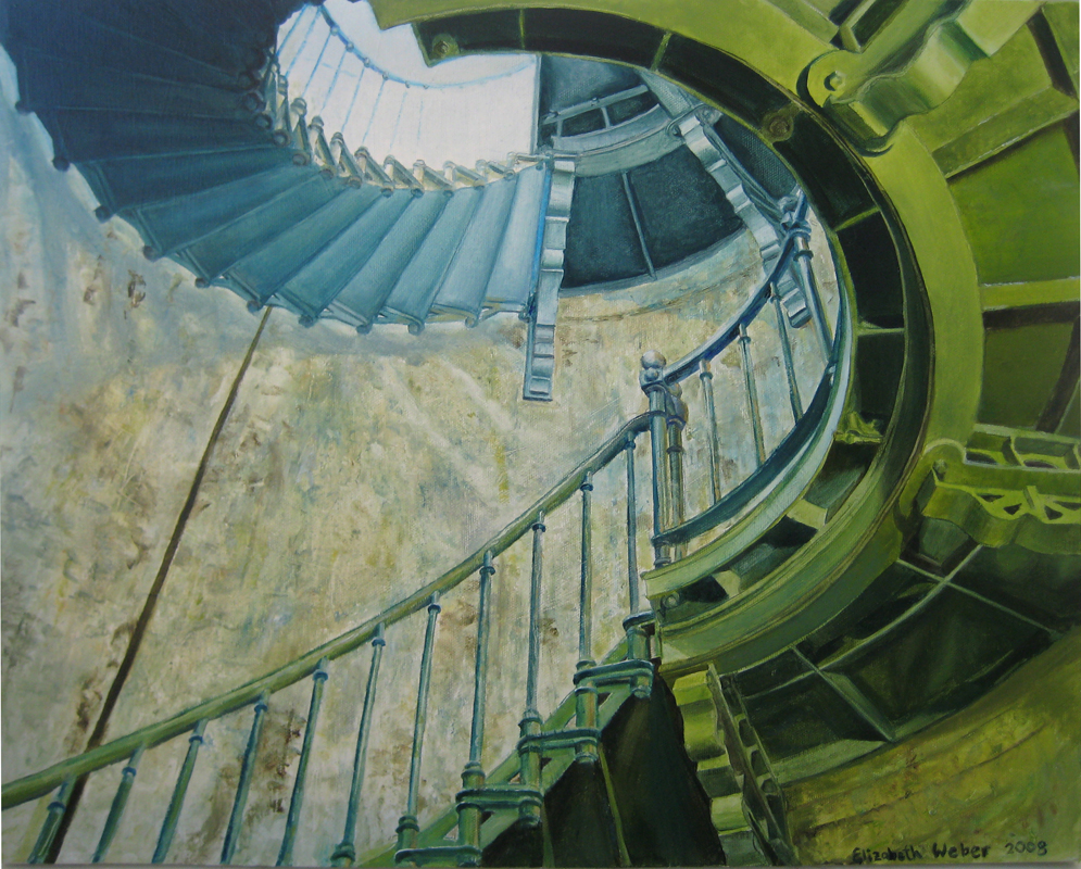 Lighthouse Spiral, Westport, WA (2008)