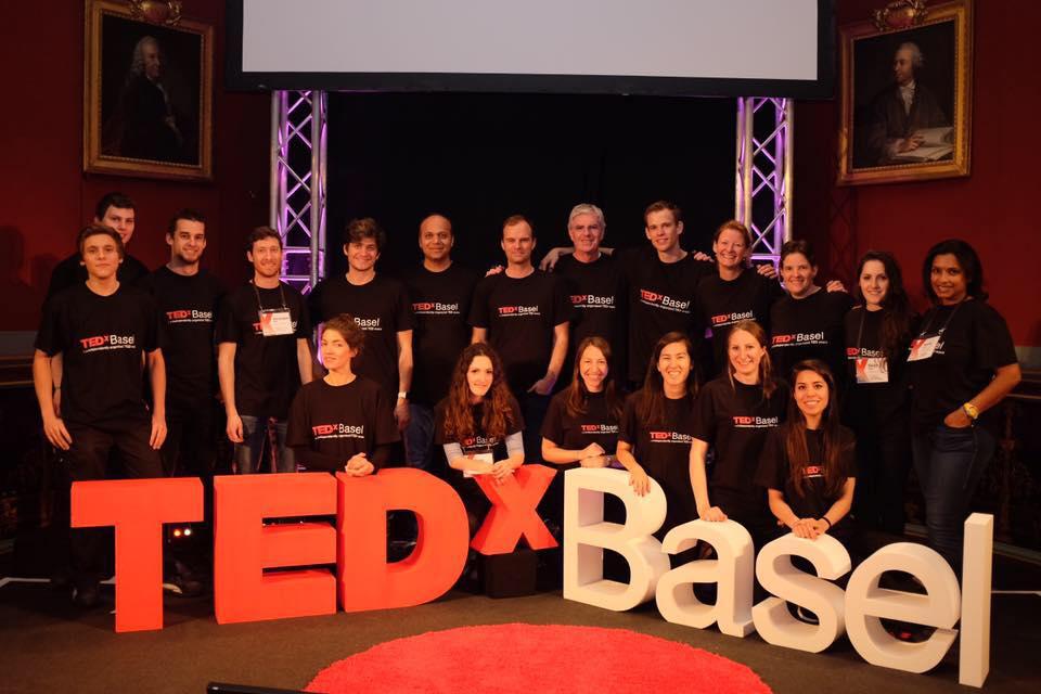 TEDxBasel 2015 volunteers